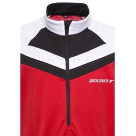 axant Elite Bike Jersey Kids red/black